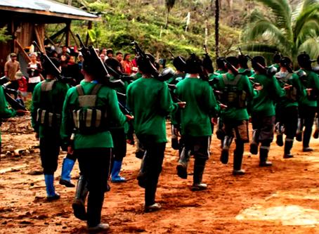 """""""Guerrilha executa 26 tropas inimigas no entre tréguas nas Filipinas"""""""