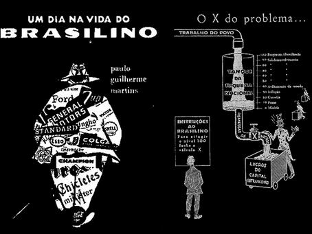 """""""Um dia na vida do Brasilino"""""""