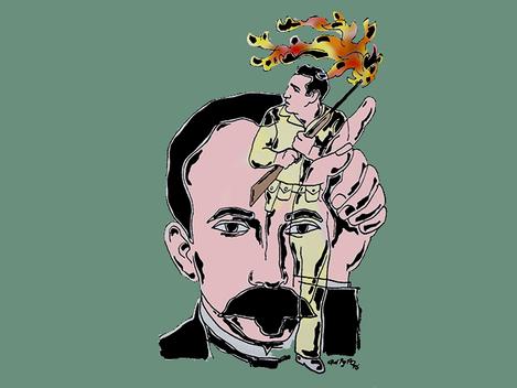 """""""O único autor intelectual do assalto ao Moncada é José Martí"""""""