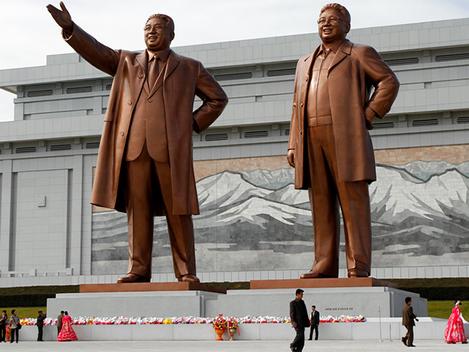 """Kim Jong Il: """"A difamação do Socialismo não será tolerada"""""""