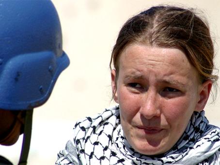 """""""Palestina: Rachel Corrie, 15 anos do seu assassinato"""""""