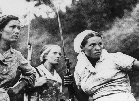 """As Mulheres na URSS"""