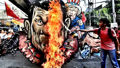 """""""Os 5 anos da guerra de Duterte não conseguiu esmagar a revolução popular filipina"""""""
