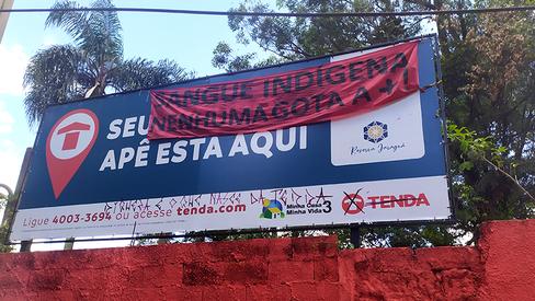 Pela natureza e por sua cultura, os Guarani seguem resistindo no Jaraguá