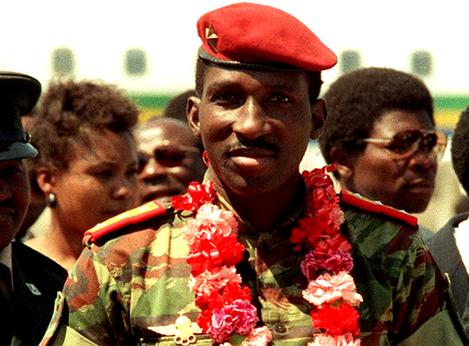 """Sankara: """"Uma frente unida contra a dívida"""""""
