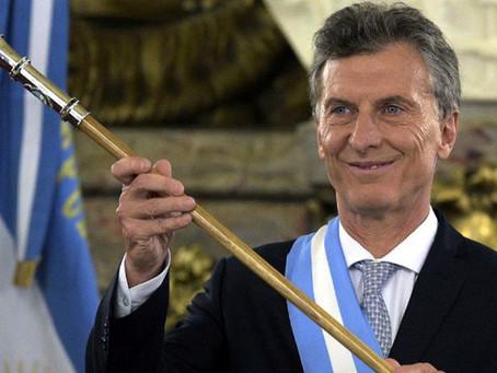 """""""A Argentina depois do golpe brando"""""""