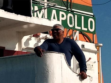 Condições precárias de trabalho dos operários marítimos do Espírito Santo