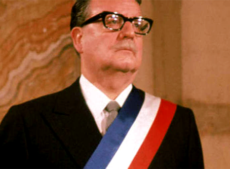"""""""Carta de Salvador Allende à Zhou Enlai"""""""