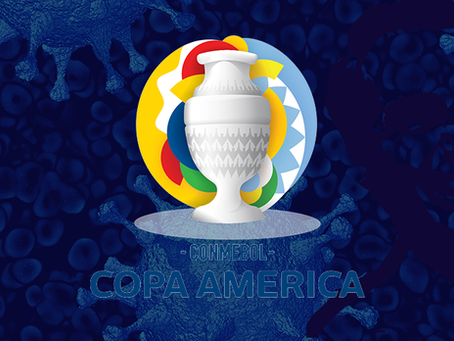 A Copa América no Brasil da pandemia
