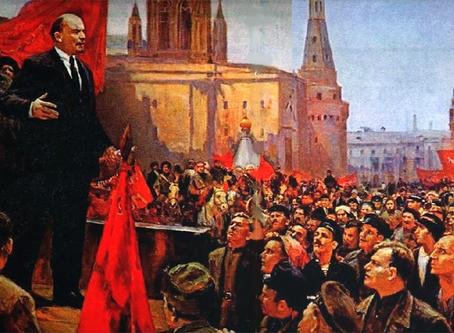 """Losurdo: """"Revolução de Outubro e democracia no mundo"""""""