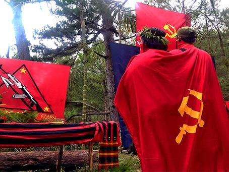 """""""Amor é amor no movimento comunista"""""""