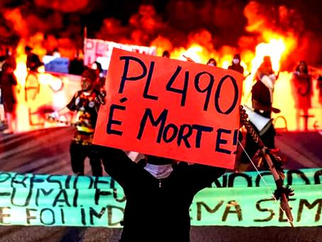 PL 490: os povos indígenas sob ataque
