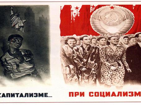 """""""O futuro da humanidade é o Socialismo"""""""