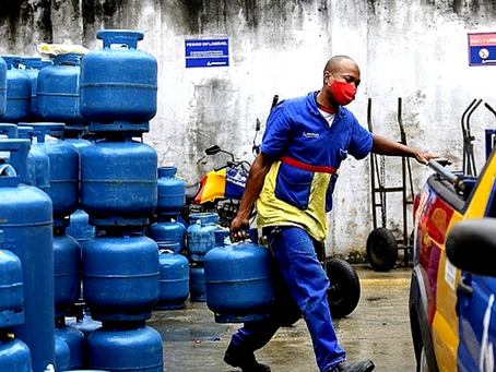 O Reajuste do Gás e seu impacto na vida do povo trabalhador