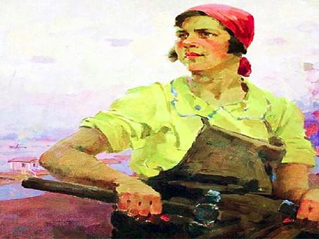 """Rosa Luxemburgo: """"A Proletária"""""""