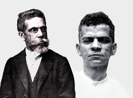 """""""Machado de Assis x Lima Barreto"""""""