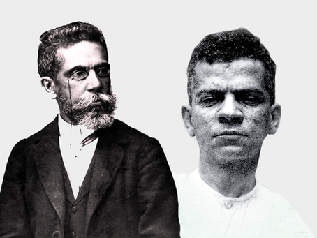 """Machado de Assis x Lima Barreto"""