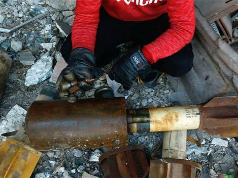"""""""A falsificação dos ataques químicos na Síria em 2018 chega ao Conselho de Segurança da ONU"""""""