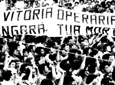 Willy Corrêa de Oliveira e a homenagem a Santo Dias