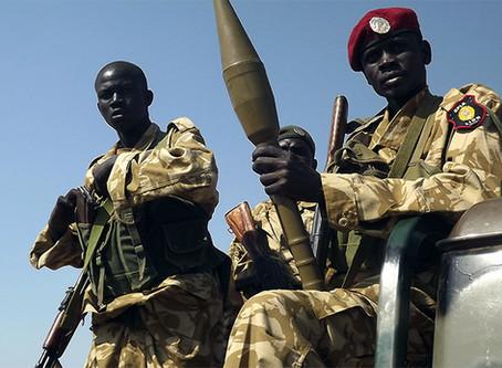 """""""Sudão do Sul: Bendita paz rumo ao inferno"""""""