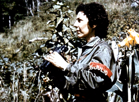 """Célia Sánchez, ou o colo materno da Pátria Livre"""
