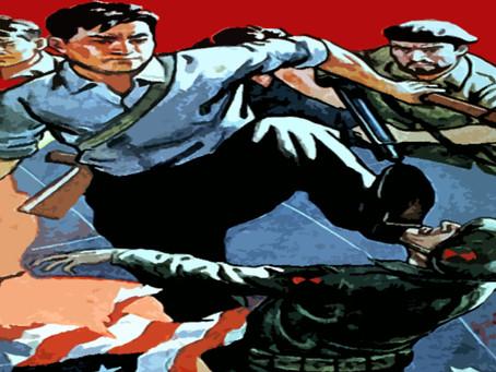 """""""RPDC chama a impulsionar a luta anti-imperialista"""""""