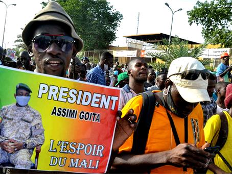 """""""Mali: Instabilidade como forma de governo"""""""