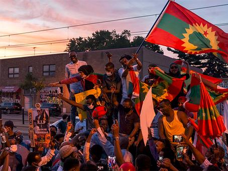 """""""Etiópia, a ressonância de uma voz silenciada"""""""
