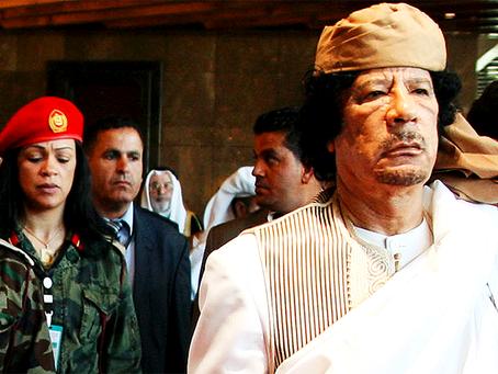 """""""Os oito anos da 'primavera' na Líbia"""""""