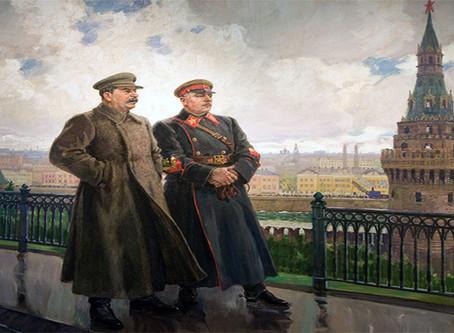 """O Comandante Genial da Grande Guerra Patriótica"""