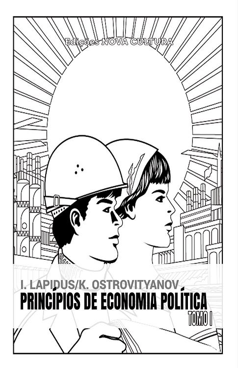 Princípios de Economia Política (tomo I)