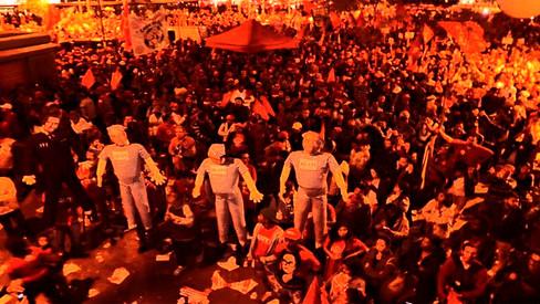 """""""O ato do dia 20 e a unidade dos movimentos populares contra o avanço da reação!"""""""