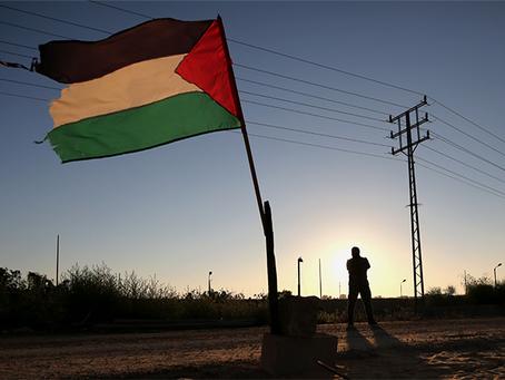 """""""A encruzilhada da Palestina"""""""