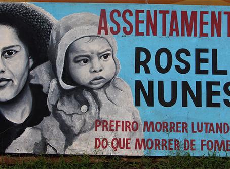 """""""O legado de Roseli Nunes, um símbolo da luta pela terra no Brasil"""""""