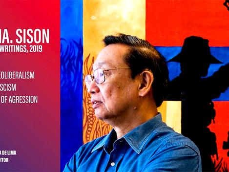 """Lançado o livro """"Resistir ao neoliberalismo, ao fascismo e às guerras de agressão"""" de Joma Sison"""