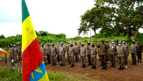 """""""Etiópia: sem luz no fim do túnel"""""""
