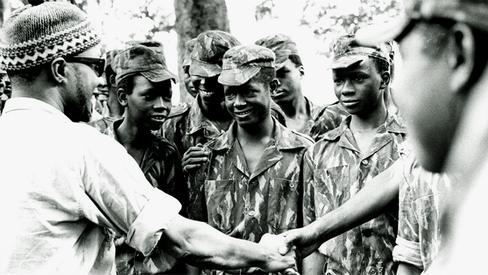 """Cabral: """"Luta do povo, pelo povo, para o povo"""""""