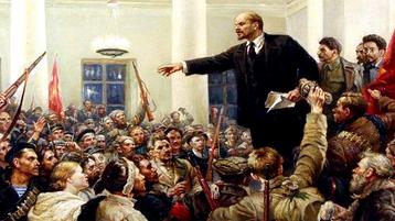 Viva aos 100 anos da Revolução Russa! Viva aos povos do mundo!