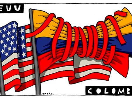 Colômbia: um fantoche do imperialismo ianque na América do Sul