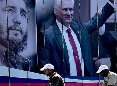"""""""A Revolução Cubana é de uma só geração de revolucionários"""""""