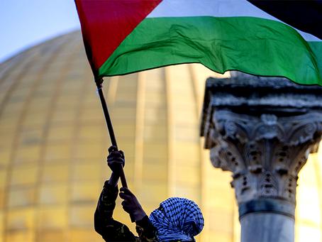 Israel inicia nova guerra de agressão contra a Palestina