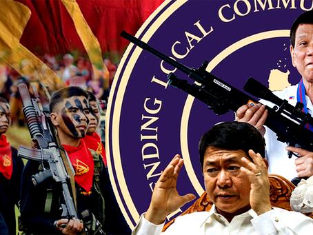 """""""A Lei Antiterrorismo (ATA) nas Filipinas e a relação com o Partido Comunista das Filipinas"""""""