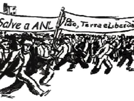 """Pomar: """"A Gloriosa Bandeira de 1935"""""""