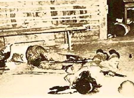 O massacre de comunistas em Tupã