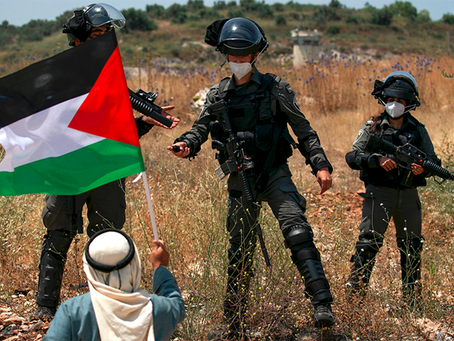 Os planos anexionistas de Israel e a luta da nação palestina