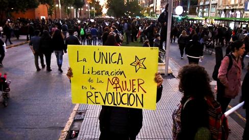 """""""O feminismo proletário e o caminho para a libertação da mulher"""""""