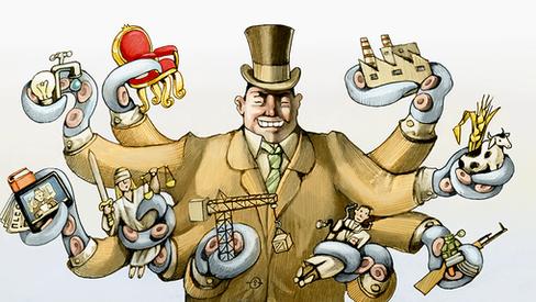 """""""Sobre o capitalismo clássico e o capitalismo burocrático"""""""