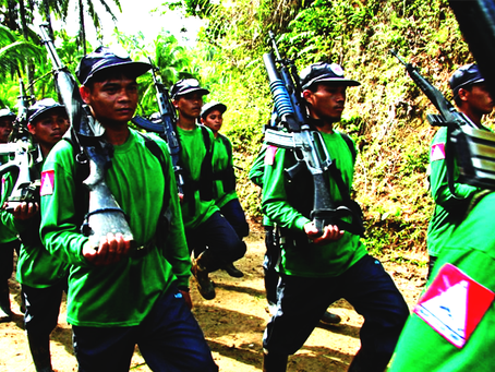 Sobre a não-declaração de cessar-fogo, diálogos de paz e crimes das FAF