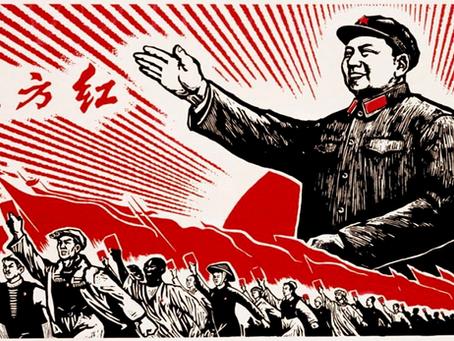 """""""A construção do Partido Comunista da China"""""""