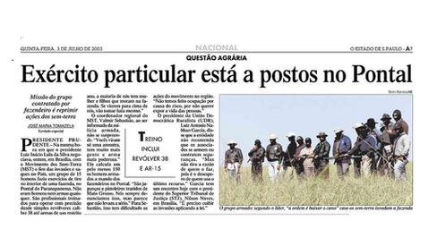 """""""O que é a UDR e quem é Nabhan Garcia, cotado para ser ministro de Bolsonaro?"""""""